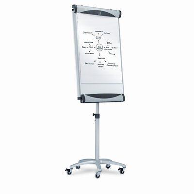 Quartet® Premium Mobile Magnetic Dry Erase Easel, 27 x 41, White