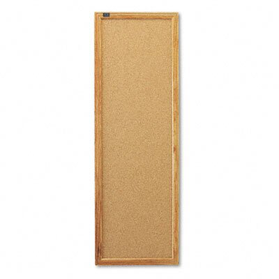 Quartet® Slim Line Bulletin Board