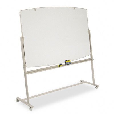 Quartet® Total Erase Reversible Mobile Easels in Neutral/White
