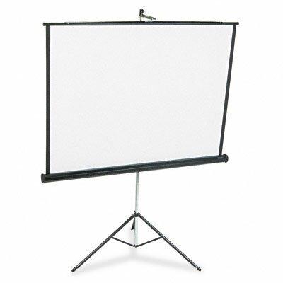 Quartet® Matte White Portable Projection Screen