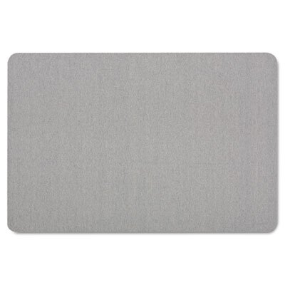Quartet® Oval Office Fabric Bulletin Board in Light Blue
