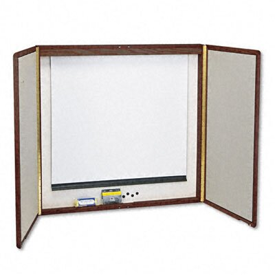 Quartet® Veneer Conference Room Cabinet