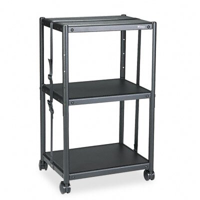 Quartet® Adjustable Height AV Carts