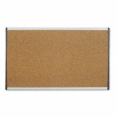 Quartet® Cubicle Arc Frame Colored Bulletin Board