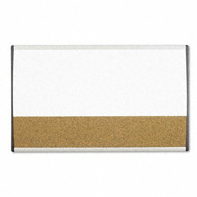 Quartet® Magnetic Dry Erase/Cork Board