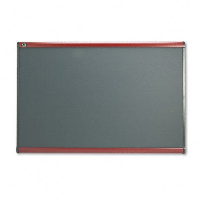"Quartet® Diamond 2' x 2'11"" Bulletin Board"