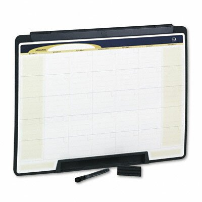 Quartet® Motion Portable Monthly Calendar Dry Erase