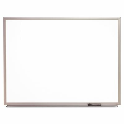 Quartet® Melamine Marker Board Small to Medium - Aluminum Frame