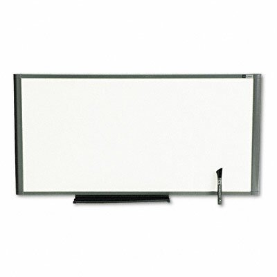 "Quartet® Workstation Total Dry Erase Board, 36"" Wide"