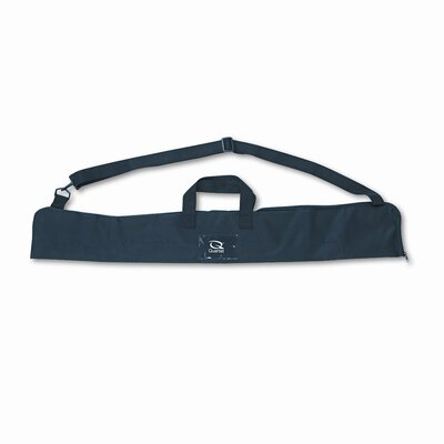 Display Easel Carrying Case, 18 1/4w x 1 1/2d x 6 1/2h, Nylon, Black