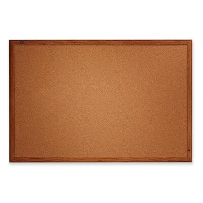 Quartet® Economy Cork Board