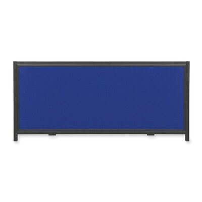 "Quartet® 10"" x 2' Display System Optional Header Panel"