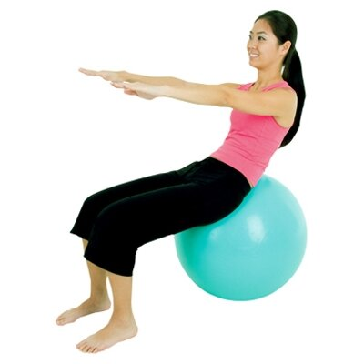 Eco Wise Fitness Exercise Fitness Ball