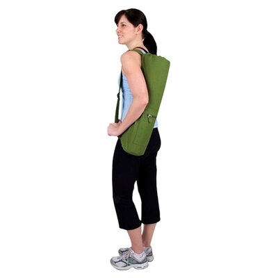 Eco Wise Fitness Yoga Mat Bag in Forest