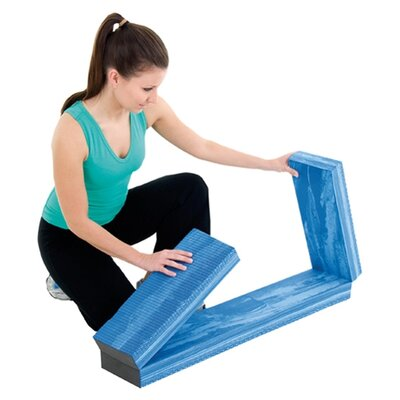 Eco Wise Fitness Folding Balance Beam