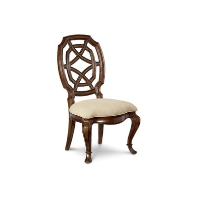 A.R.T. Traditions Wood Back Side Chair
