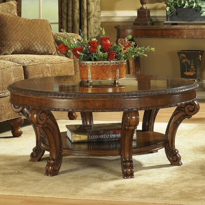 A R T Old World Coffee Table Reviews Wayfair