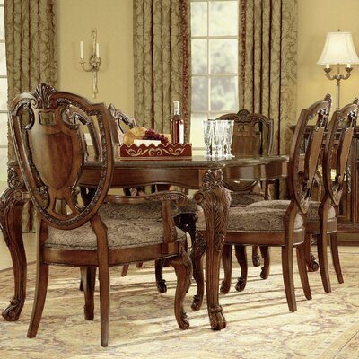 A.R.T. Old World 7 Piece Dining Set