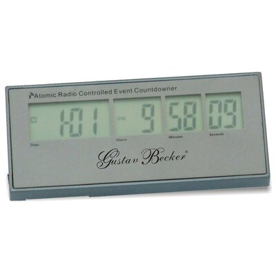 New Haven LCD Radio Controlled Clock at Sears.com