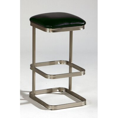 "Chintaly Imports 26"" Bar Stool with Cushion"