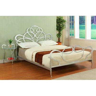 Chintaly Imports Laser Cut Bedroom Collection