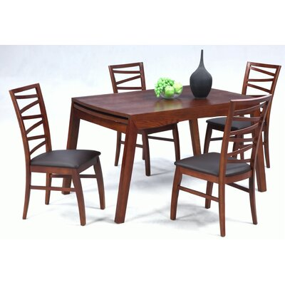 Chintaly Imports Cheri 5 Piece Dining Set