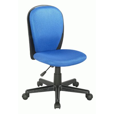 Chintaly Imports Mid-Back Youth Desk Chair