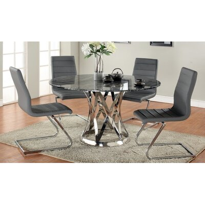 Chintaly Imports Janet Dining Table