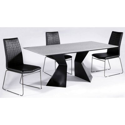 Chintaly Phyllis 4 Piece Dining Set