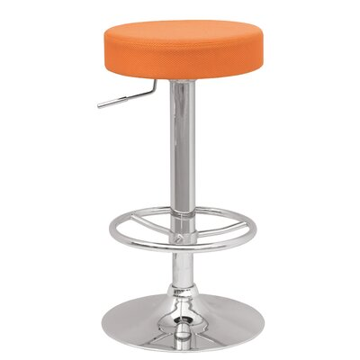 "Chintaly Imports 25.46"" Adjustable Bar Stool"