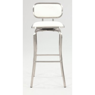 Chintaly Modern Swivel Stool