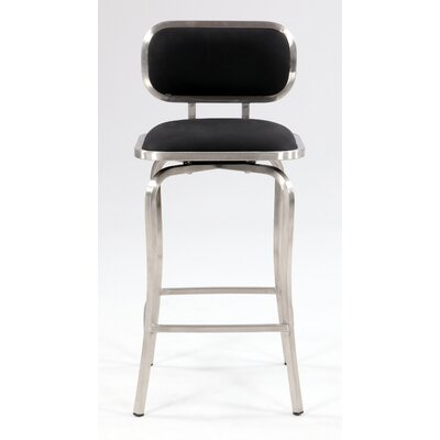 Chintaly Imports Modern Swivel Stool
