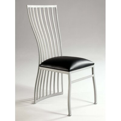 Chintaly Imports Aileen Fan Back Side Chair