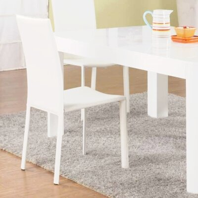 Chintaly Sofia Counter Back Side Chair (Set of 2)