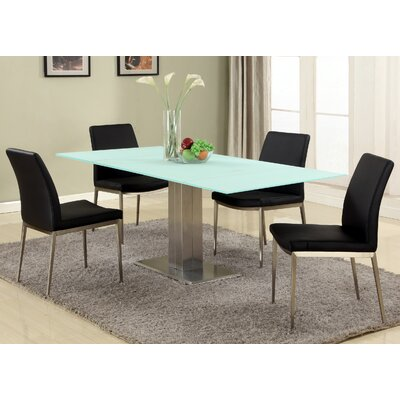 Chintaly Tatiana 5 Piece Dining Set