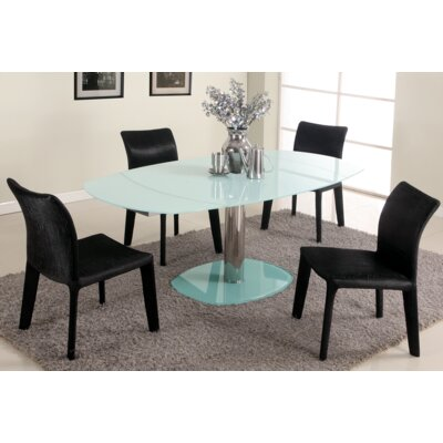 Chintaly Tasha 5 Piece Dining Set