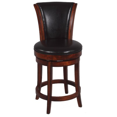 "Chintaly Imports 26"" Swivel Bar Stool"