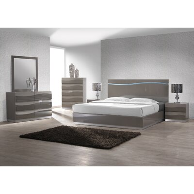 Chintaly Delhi Panel Bedroom Collection