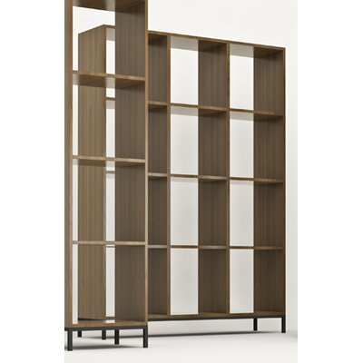 EK Living BC1-3 Storage Bookcase