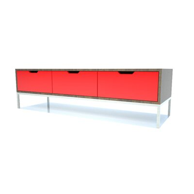 EK Living Furniture MC1 Storage Console