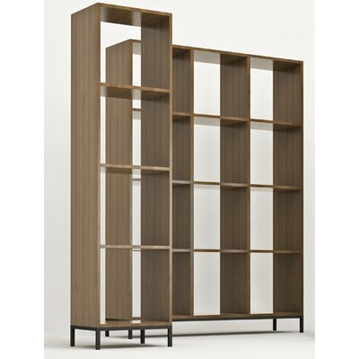 EK Living BC1-2 Storage Bookcase