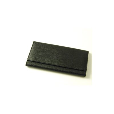 On the Go Pebble Grain Continental Wallet