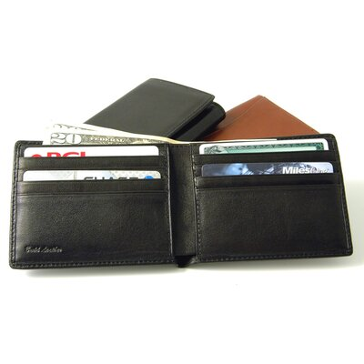 Budd Leather Men's Slim Wallet