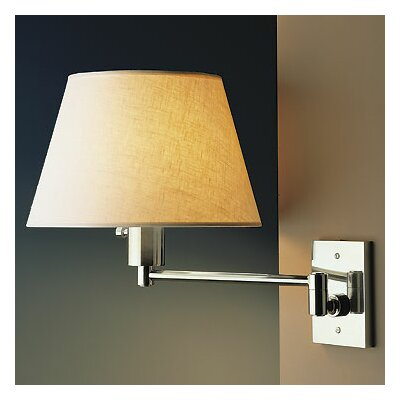 WPT Design Bilbao Swing Arm Wall Sconce