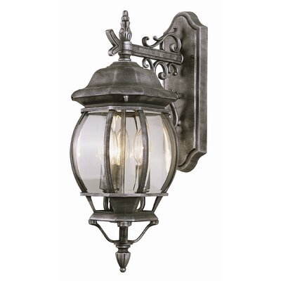 "TransGlobe Lighting Outdoor 25""  Wall Lantern"