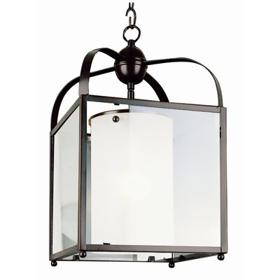 TransGlobe Lighting 1 Light Foyer Pendant