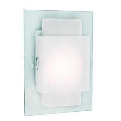 TransGlobe Lighting 1 Light Rectangular Wall Sconce1