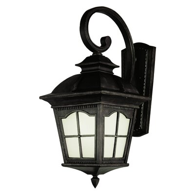 TransGlobe Lighting One Light Outdoor Down-Light Wall Lantern