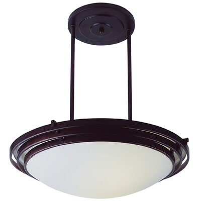 TransGlobe Lighting Indoor Semi Flush Mount