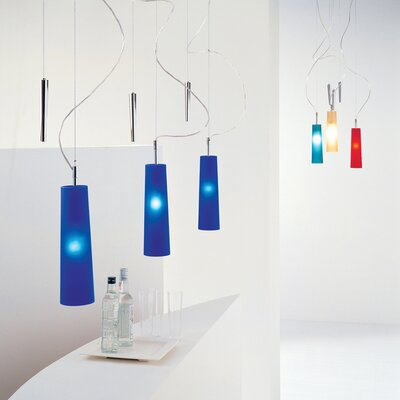 Gamma Delta Group Stilo 1 Light Up And Down Pendant